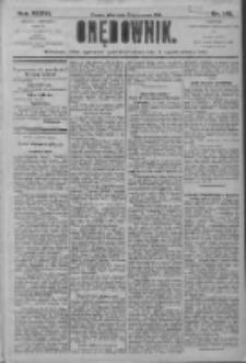 Orędownik: pismo dla spraw politycznych i społecznych 1906.06.29 R.36 Nr146