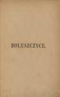 Boleszczyce: powieść z czasów Bolesława Szczodrego. T. 1-2