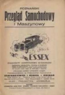 Poznański Przegląd Samochodowy i Maszynowy