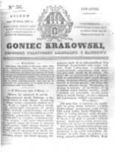 Goniec Krakowski: dziennik polityczny, liberalny i naukowy. 1831.03.10 nr56