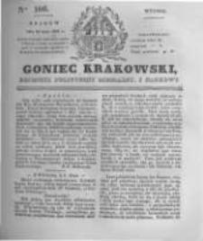 Goniec Krakowski: dziennik polityczny, liberalny i naukowy. 1831.05.10 nr106