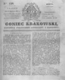 Goniec Krakowski: dziennik polityczny, liberalny i naukowy. 1831.06.04 nr126