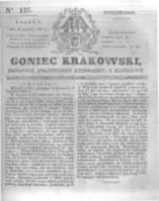 Goniec Krakowski: dziennik polityczny, liberalny i naukowy. 1831.06.06 nr127
