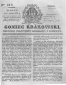 Goniec Krakowski: dziennik polityczny, liberalny i naukowy. 1831.06.07 nr128