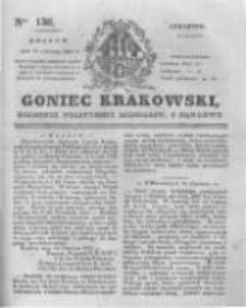 Goniec Krakowski: dziennik polityczny, liberalny i naukowy. 1831.06.16 nr136