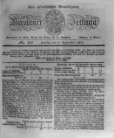 Breslauer Zeitung. 1831.09.09 Nr211