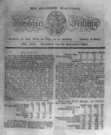 Breslauer Zeitung. 1831.09.10 Nr212