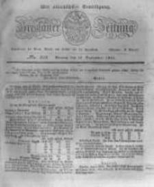 Breslauer Zeitung. 1831.09.12 Nr213