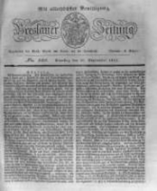 Breslauer Zeitung. 1831.09.20 Nr220