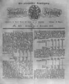 Breslauer Zeitung. 1831.09.21 Nr221