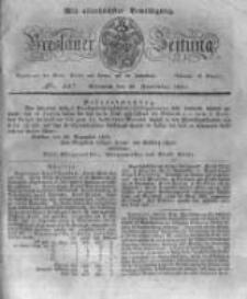 Breslauer Zeitung. 1831.09.28 Nr227