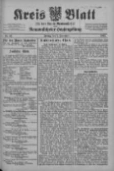 Kreis Blatt für den Kreis Neutomischeler zugleich Hopfenzeitung 1902.09.05 Nr69