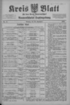 Kreis Blatt für den Kreis Neutomischeler zugleich Hopfenzeitung 1902.09.23 Nr74