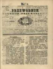 Przewodnik Rolniczo-Przemysłowy. 1842-1843 R.6 Nr2