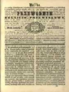 Przewodnik Rolniczo-Przemysłowy. 1842-1843 R.6 Nr11