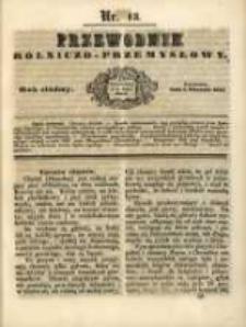 Przewodnik Rolniczo-Przemysłowy. 1843-1844 R.7 Nr13