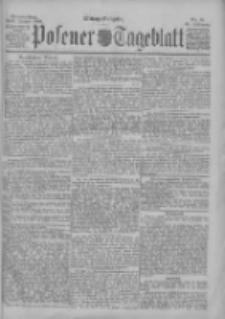 Posener Tageblatt 1898.01.06 Jg.37 Nr8