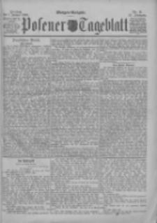 Posener Tageblatt 1898.01.07 Jg.37 Nr9
