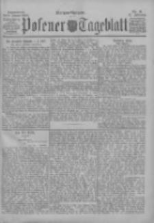 Posener Tageblatt 1898.01.08 Jg.37 Nr11