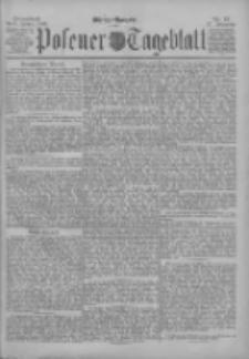 Posener Tageblatt 1898.01.08 Jg.37 Nr12
