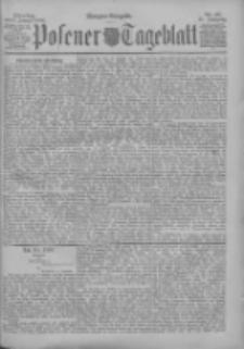 Posener Tageblatt 1898.01.11 Jg.37 Nr15