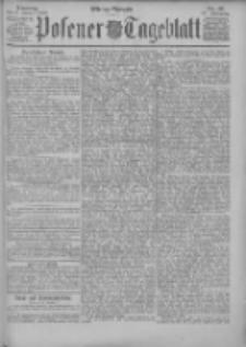 Posener Tageblatt 1898.01.11 Jg.37 Nr16