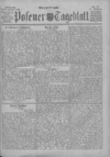 Posener Tageblatt 1898.01.12 Jg.37 Nr17