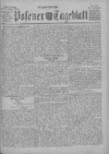 Posener Tageblatt 1898.01.13 Jg.37 Nr19