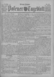 Posener Tageblatt 1898.01.14 Jg.37 Nr21