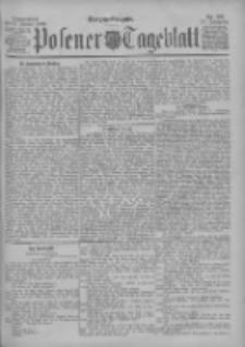 Posener Tageblatt 1898.01.15 Jg.37 Nr23