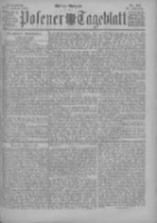 Posener Tageblatt 1898.01.15 Jg.37 Nr24