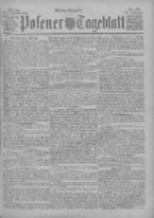 Posener Tageblatt 1898.01.17 Jg.37 Nr26