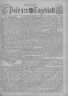 Posener Tageblatt 1898.01.18 Jg.37 Nr27