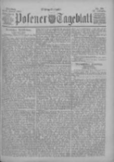 Posener Tageblatt 1898.01.18 Jg.37 Nr28