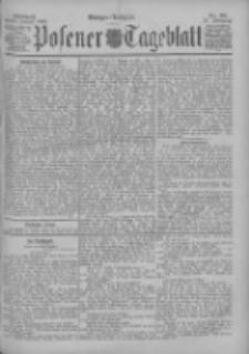 Posener Tageblatt 1898.01.19 Jg.37 Nr29