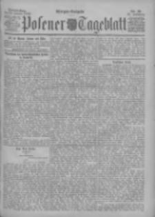 Posener Tageblatt 1898.01.20 Jg.37 Nr31