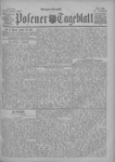 Posener Tageblatt 1898.01.21 Jg.37 Nr33