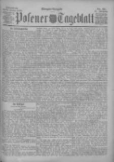 Posener Tageblatt 1898.01.22 Jg.37 Nr35