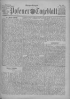 Posener Tageblatt 1898.01.23 Jg.37 Nr37