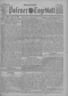 Posener Tageblatt 1898.01.26 Jg.37 Nr41