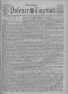Posener Tageblatt 1898.01.26 Jg.37 Nr42