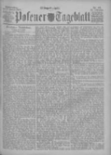 Posener Tageblatt 1898.01.27 Jg.37 Nr44
