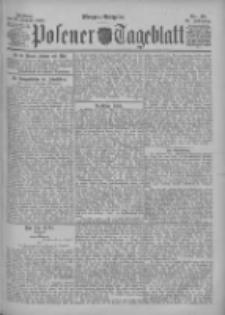 Posener Tageblatt 1898.01.28 Jg.37 Nr45