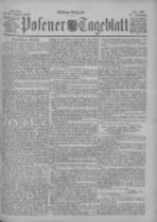 Posener Tageblatt 1898.01.28 Jg.37 Nr46