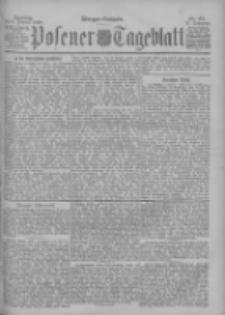 Posener Tageblatt 1898.02.06 Jg.37 Nr61