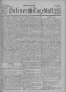 Posener Tageblatt 1898.02.08 Jg.37 Nr63