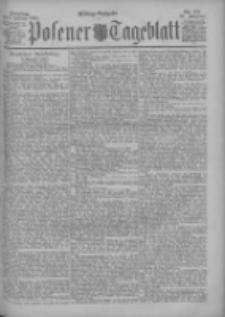 Posener Tageblatt 1898.02.08 Jg.37 Nr64