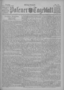 Posener Tageblatt 1898.02.14 Jg.37 Nr74