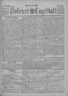 Posener Tageblatt 1898.02.15 Jg.37 Nr75