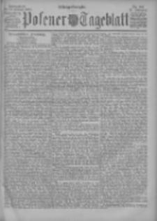 Posener Tageblatt 1898.02.19 Jg.37 Nr84